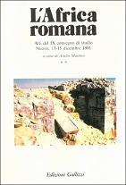 """Atti del IX Convegno """"L'Africa Romana"""""""